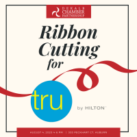 Tru by Hilton Ribbon Cutting & Grand Opening