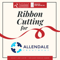 Allendale Treatment Center Ribbon Cutting Ceremony