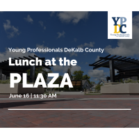 Young Professionals: Lunch at the Plaza