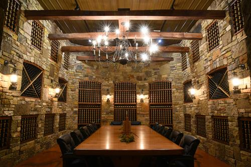 CHW Exclusive WIne Cellar