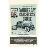 Auburn Cord Duesenberg Automobile Museum to Offer Father's Day Classic Car Cruise Once Again