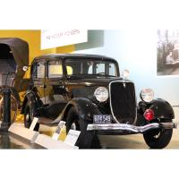 Museum displays 1934 Ford stolen by John Dillinger from Sheriff Lillian Holley; car owner to host Meet