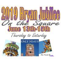 2019 Bryan Jubilee