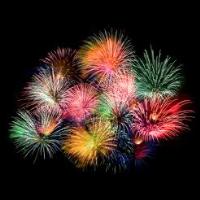 Fireworks Reverse Raffle