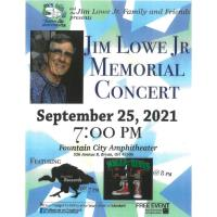 Jim Lowe Jr Memorial Concert Featuring Moore Park Buzzards and Wally and the Beavs