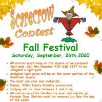 Scarecrow Contest 2021