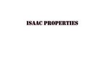 Isaac Property