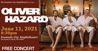Oliver Hazard Concert