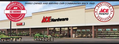 Ace Hardware on Lewis & Yorkhouse