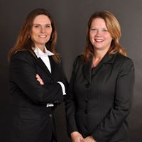 Partners, Kimberly Anderson and Janice Boback