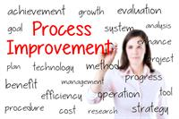 Looking to optimize your processes. We are process improvement experts.