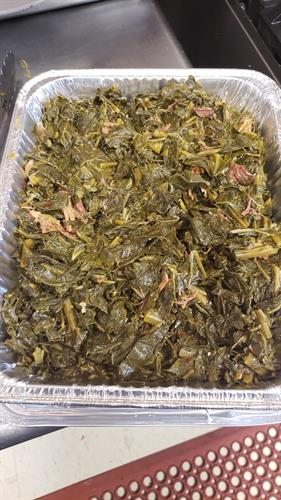 Smoked Greens