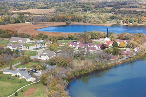 Allendale's Lake Villa Campus