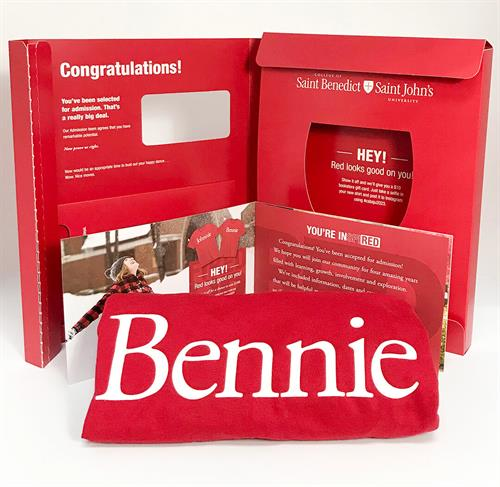 Gift Set with Custom Packaging, Print, and Promotional Item