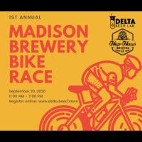 Madison Brewery Bike Race
