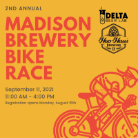 2nd Annual Madison Brewery Bike Race