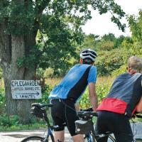 Bikes & Brews in the 'Burg