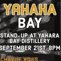 Comedy Night at Yahara Bay Distillery