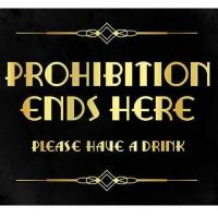 End Of Prohibition Party