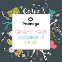 Promega Craft Fair