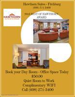 Hawthorn Suites by Wyndham - Fitchburg