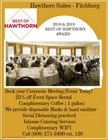 Hawthorn Suites by Wyndham - Fitchburg