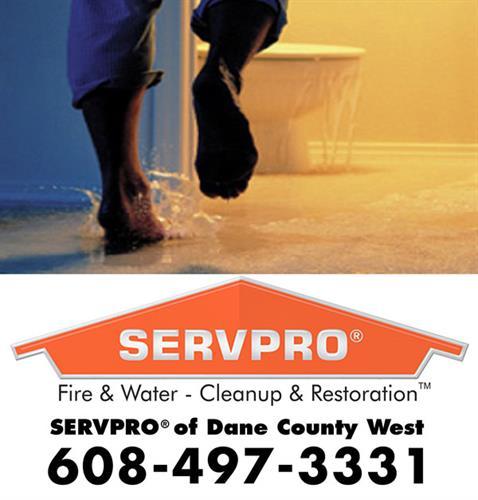 Water Damage Repair, Restoration & Rebuilds - https://www.servprodanecountywest.com/water-damage-restoration