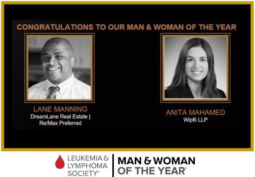 2020 LLS Madison Man & Women of the Year!