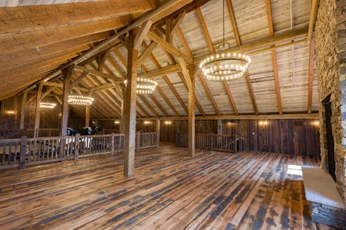 Harvest Haven Timber Frame Barn
