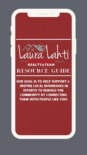 Download Today! Team Lahti's Resource Guide http://teamlahtiresourceapp.com/download