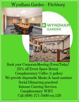 Wyndham Garden - FItchburg