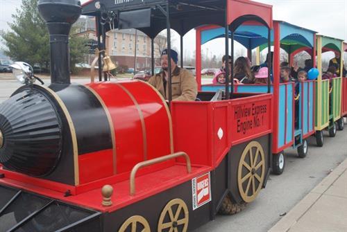 2019 KidsFest - City of Hillview Train