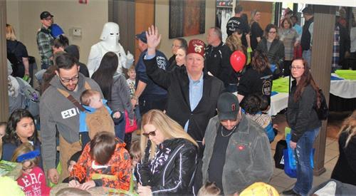 2019 KidsFest - Bill Ryan, Bullitt County Shriner