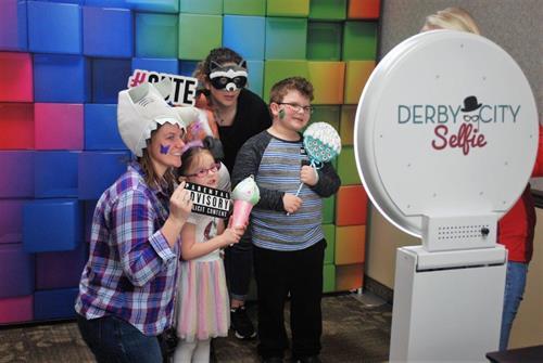 2019 KidsFest - Derby City Selfie