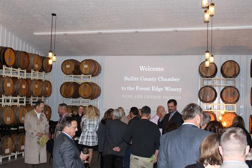 Holiday Culinary Experience - Forest Edge Winery