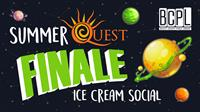 SummerQuest Finale: Ice Cream Social