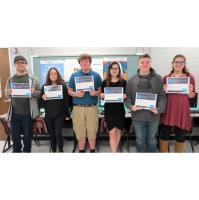 News Release: Students Earn HTML Certification