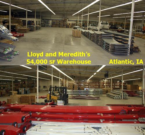 """""""Delongs"""" Warehouse"""
