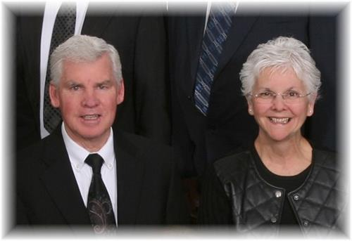 Warren & Amy Jo Roland ~ Co-Owners, Managers of Rolands' & Coordinators of Grief Support & Continuing Care