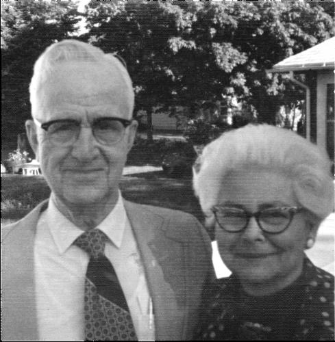 Burdette & Martha Roland ~ A Legacy to Follow