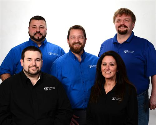 The LightBox Team is ready to tackle ALL of your IT needs!