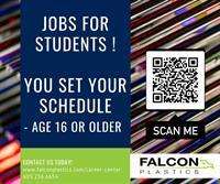 Falcon Plastics, Inc.