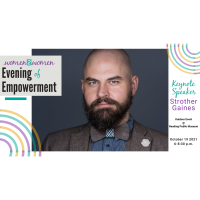 Evening of Empowerment 2021 with Strother Gaines