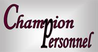 Champion Personnel, Inc.