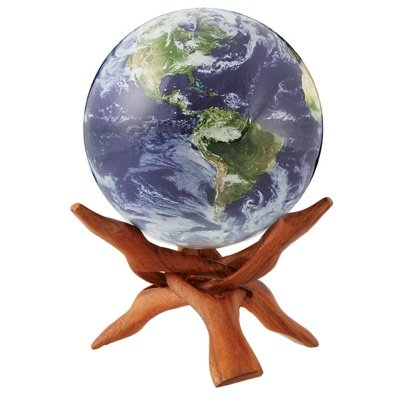 Fun Rotating Globes and Unique Gifts for Travelers