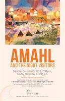 "2015 ""Amahl and the Night Visitors"" at Albright College"