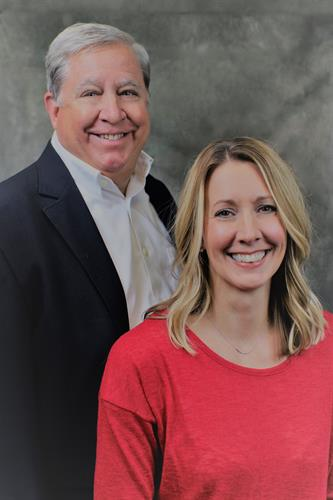 Comfort Keepers Co-Owners, Dave Kendall & Jennifer Mish