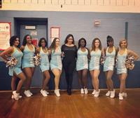 2017-18 Lady Amulets Professional Dance Team