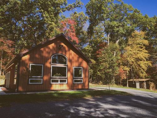 hOMe PYM Retreat Center
