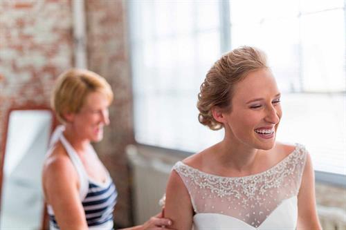 Goggle Works Wedding